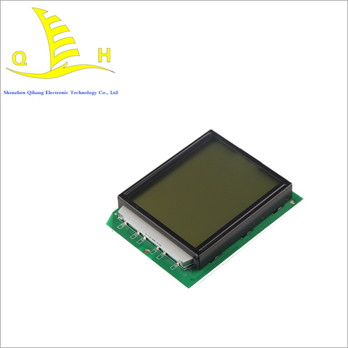 Monochrome LCD Module for flowmeter