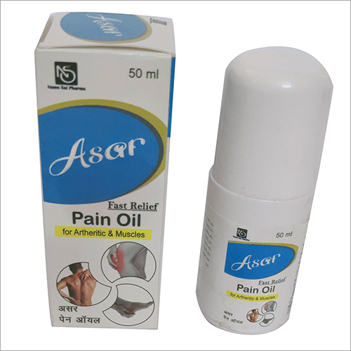 ASAR Joint Pain Oil