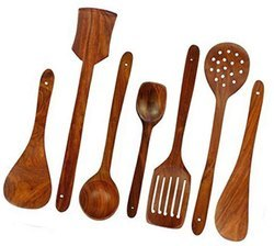 Spoon & Spatula Wood