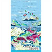Printed Sarong Fabric