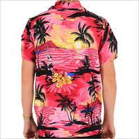 Mens Beach Wear Shirt