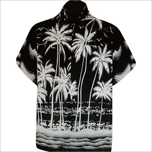 Cotton Beach Hawaiian Shirt