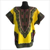 Printed Dashiki Mens Shirt