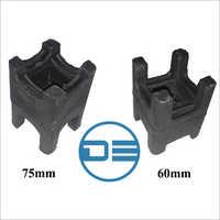 PVC Black Cover Block