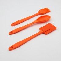 Spatula & Brush - Silicon & Rubber