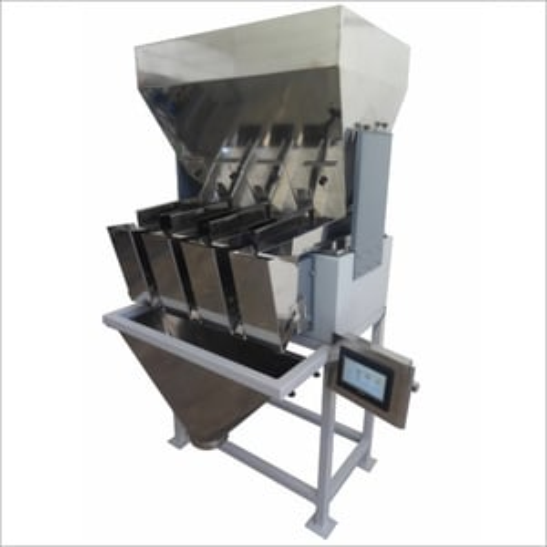 Salt Packaging Machine