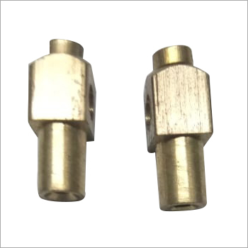 Brass Square Big Terminal Connector