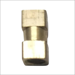 Brass Square Terminal Connector