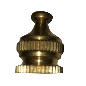 Brass Curtain Bracket