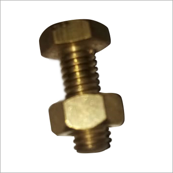 Brass Nut Bolt