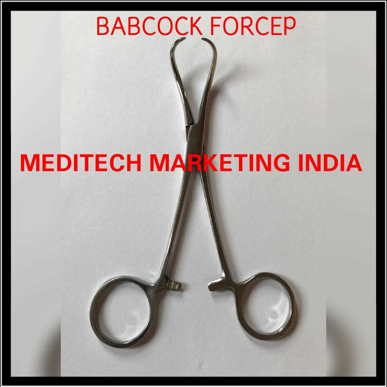 BABCOCK FORCEPS