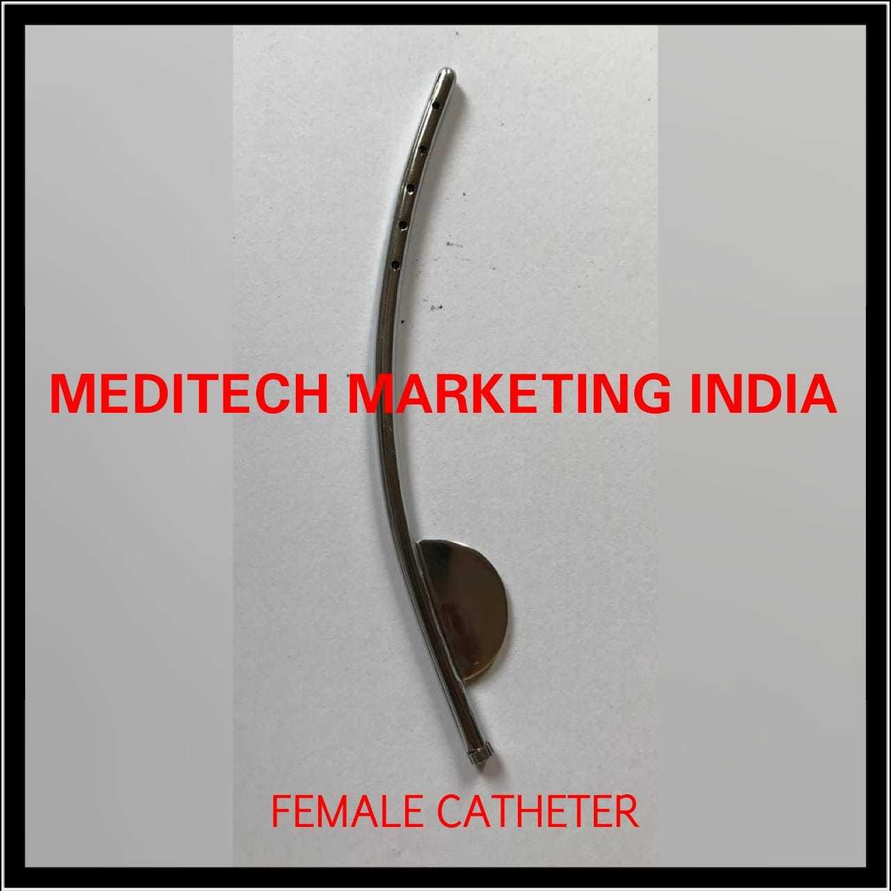 FEMALE CATHETER