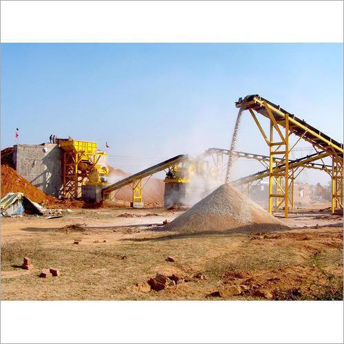 Mining Stone Crusher Plant