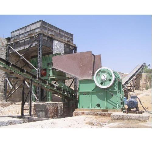 Grizzly Stone Crusher Plant