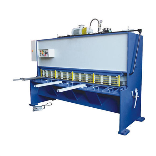 Heavy Duty Power Shearing Machine