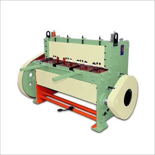 Under Crank Power Shearing Machine