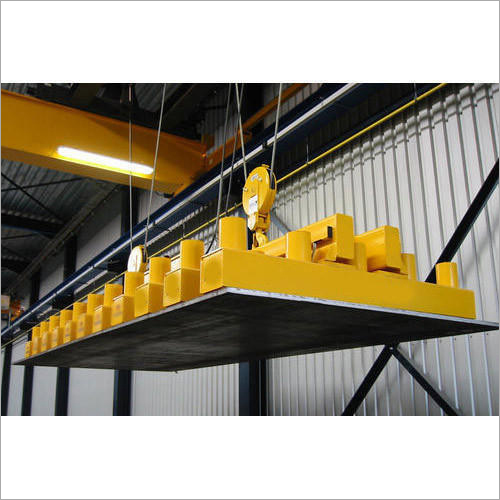Heavy Lifting Electromagnet