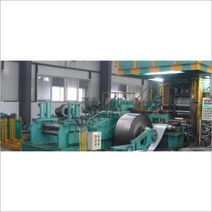 Complete Hot And Cold Steel Rolling Mill Plant