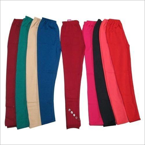 Ladies Comfortable Woolen Leggings