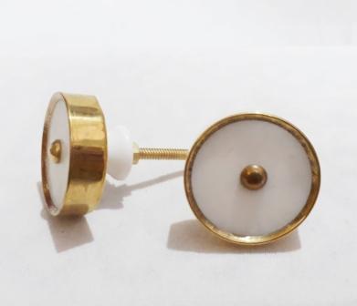 Marble knobs