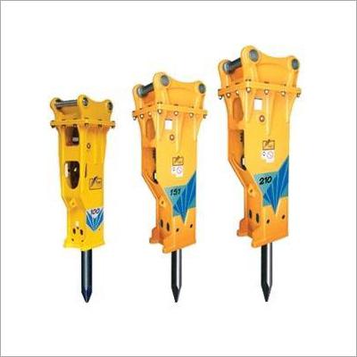 Hydraulic Breaker Hammer