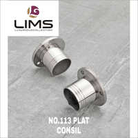 Plat Consil Curtain Brackets