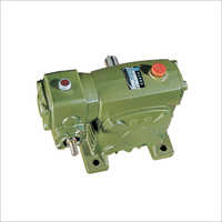 WPES Cast Iron Gearbox