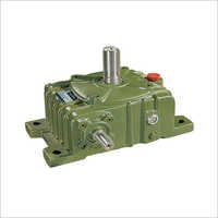 WPO Right Angle Gear Reducer
