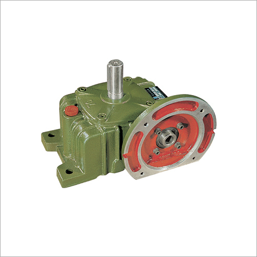 WPRO Helical Gearbox