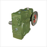 WPWER Worm Gear Motor