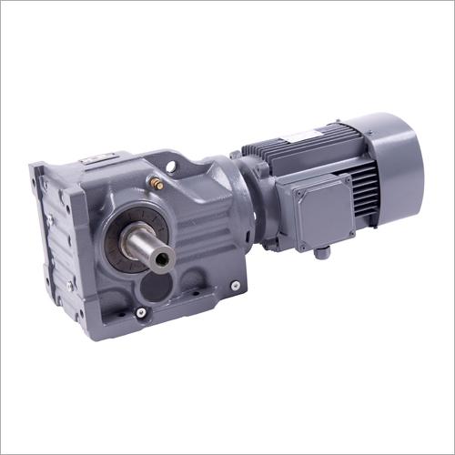 K Series Helical Gearbox Motor