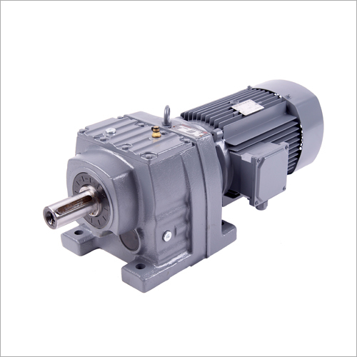 Helical Gearbox Motor