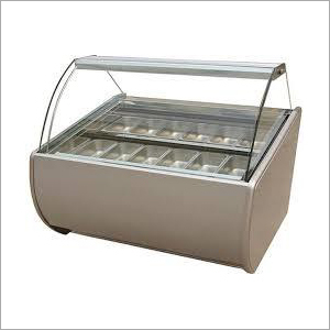 Ice Cream Display Counter - Manufacturers Suppliers amp Dealers