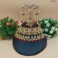 Beautiful Bridal Necklace Set