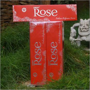 ROSE EXTRA PREMIUM INCENSE STICKS