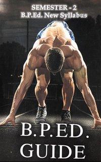 B.P.Ed Books