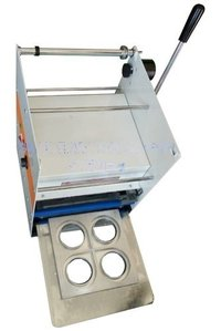 Four Glass Packing machine