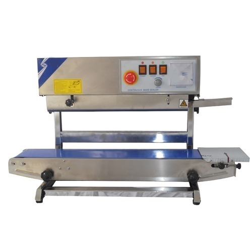 plastic pouch sealing machine