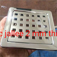 Stainless Steel Grating Jali