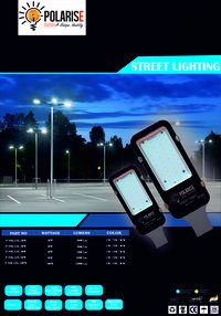 100W Glass Street Light