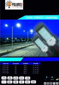 100W Lens Street Light