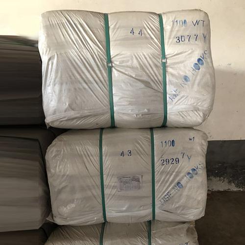 Tray Packaging Grey Cloth
