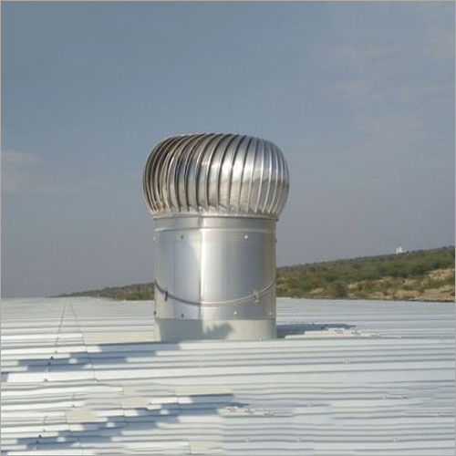 Stainless Steel Rooftop Air Ventilator