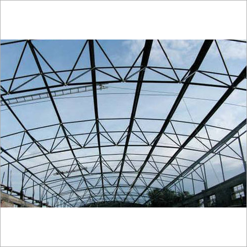 Steel Prefab Roof Space Frame