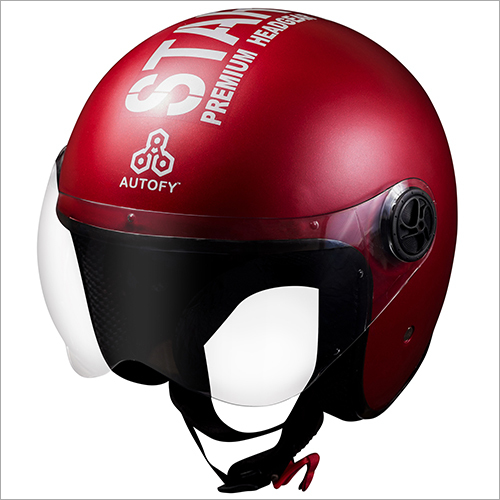 Front Open Bike Helmet