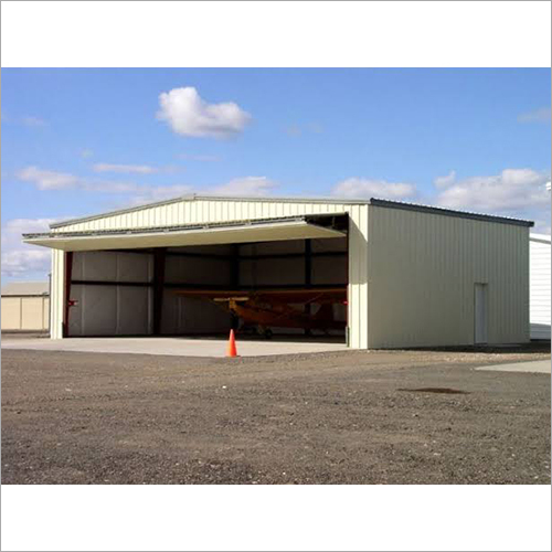 Airport Hangar Shed
