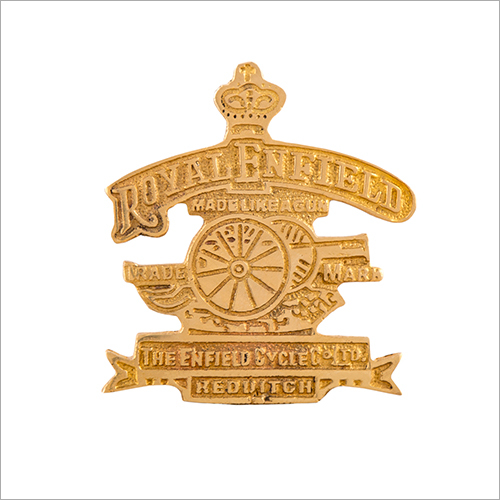 Royal Enfield Brass Label