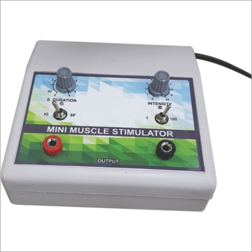 Muscle Stimulator therapy unit