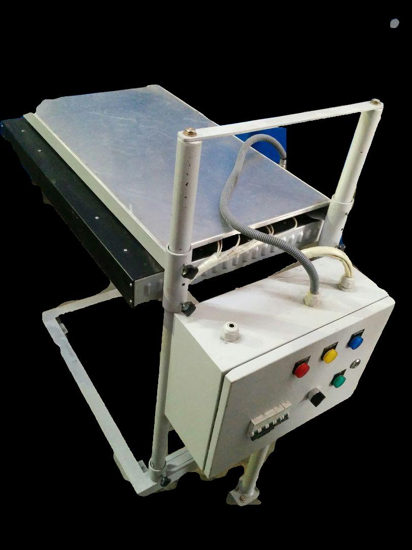 Flash Curing Screen Printing Machine