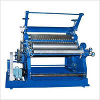 Box Making Corrugated Machine